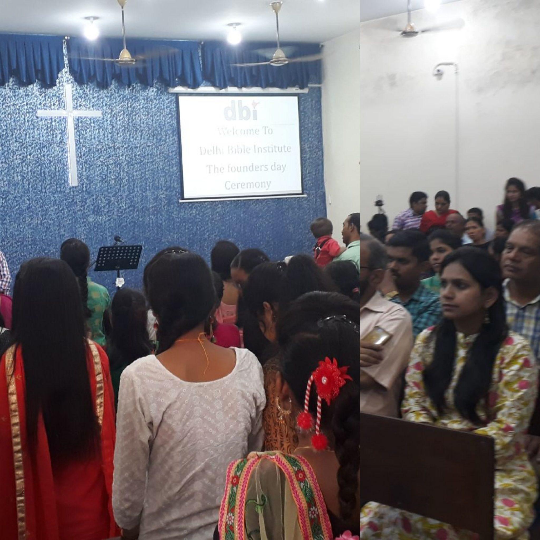 उत्तराखण्ड की राजधानी देहरादून में प्रभु यीशु मसीह के अनुवाईयो ने बड़े धूमधाम से मनाया स्थापना दिवस