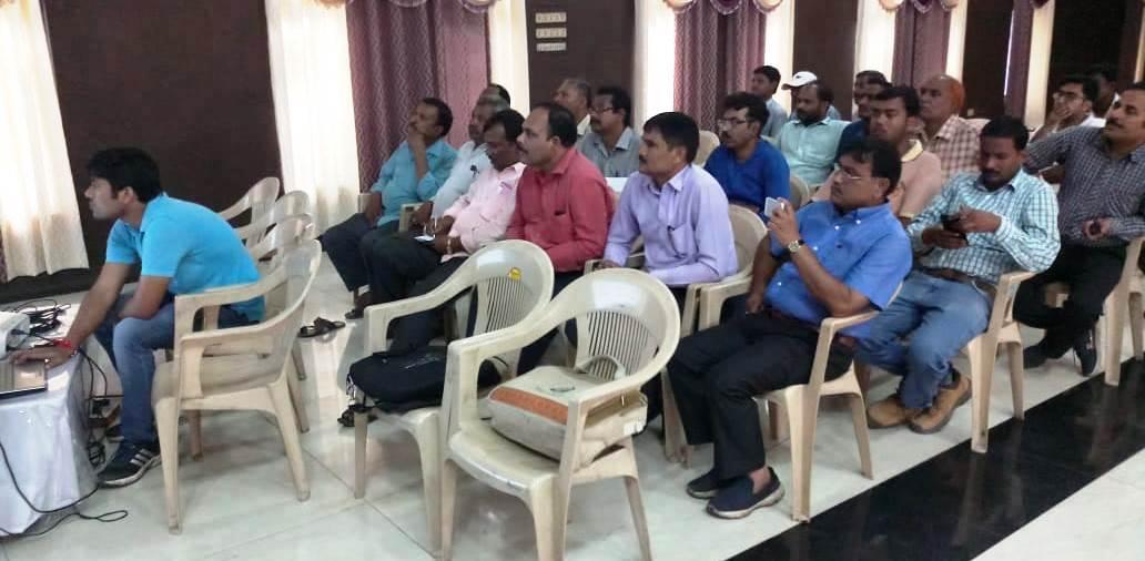 जयंत क्षेत्र में आयोजित हुई संविदाकारों व संविदा श्रमिकों के लिए कार्यशाला —-संजय कुमार भारती