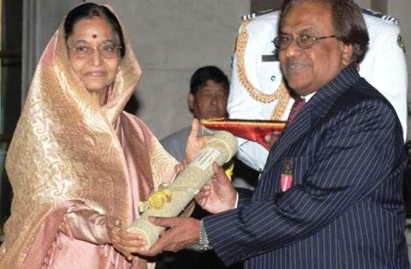 जहर खाने से कानपुर विश्वविद्यालय के पूर्व कुलपति का अस्पताल में निधन