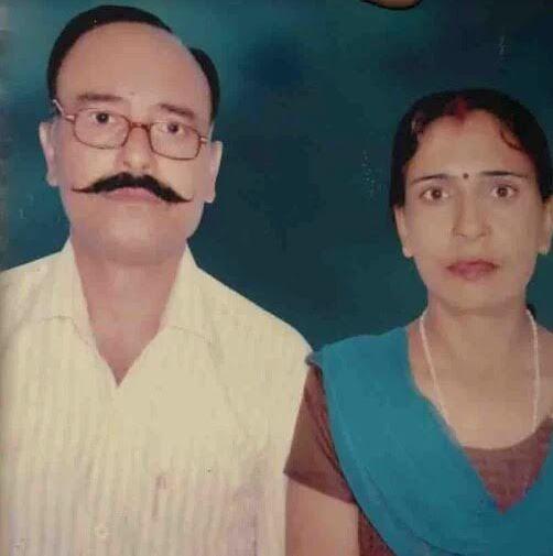 महिला पुलिस को पति ने चापड़ से काट उतारा मौत के घाट