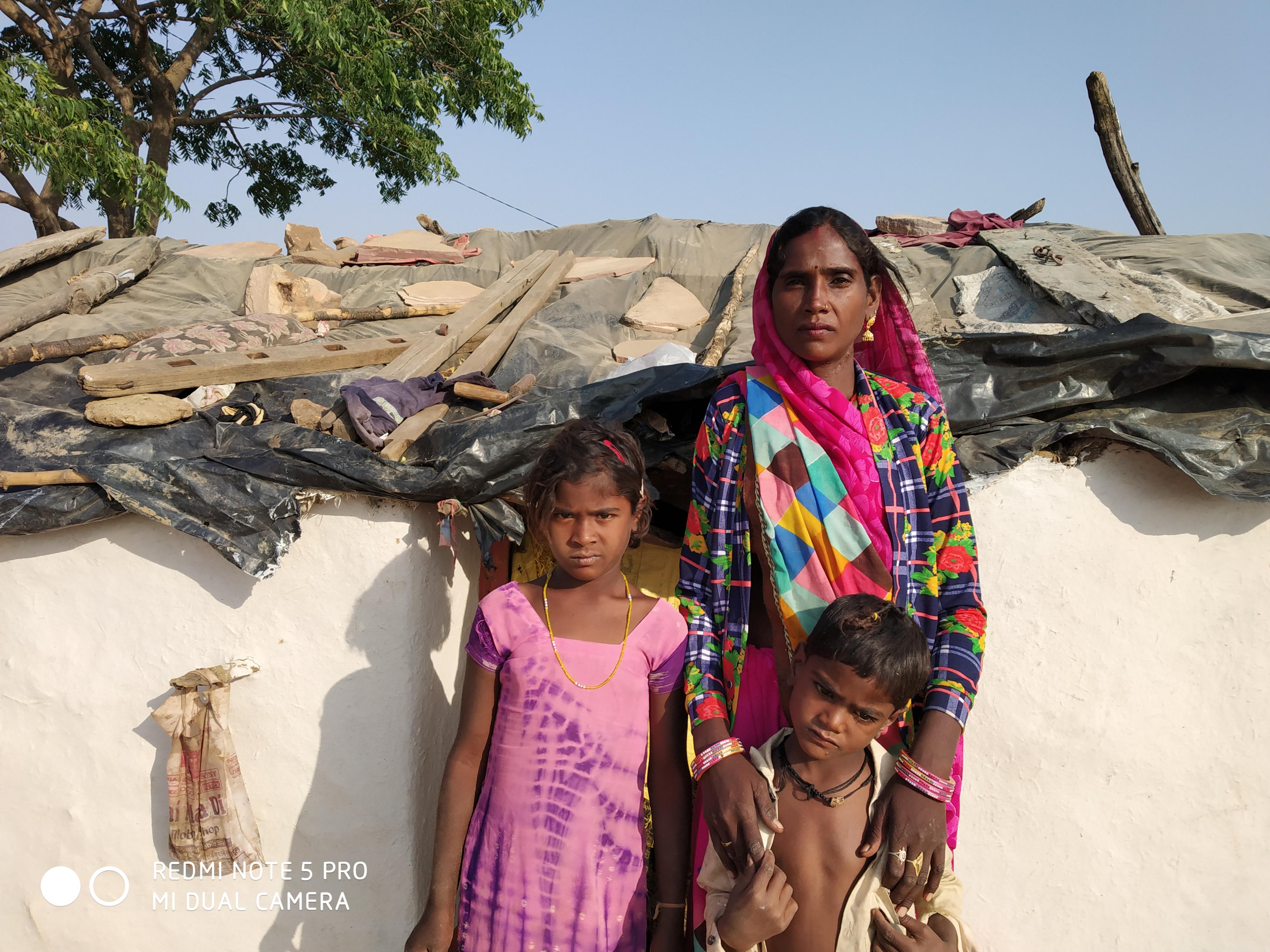 बारां के भाँतिपुरा, खटका, निवाड़ी,सेमलीफाटक,खेराई के कई परिवार पीएम आवास से वंचित