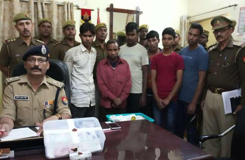 बॉर्डर पार करने वाले 5  बंगलादेशी गिरफ्तार, हैंडलर भी पकड़ा गया
