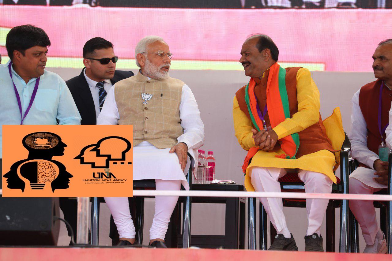 प्रधानमंत्री मोदी ने कोटा में बताई एक वोट की ताकत