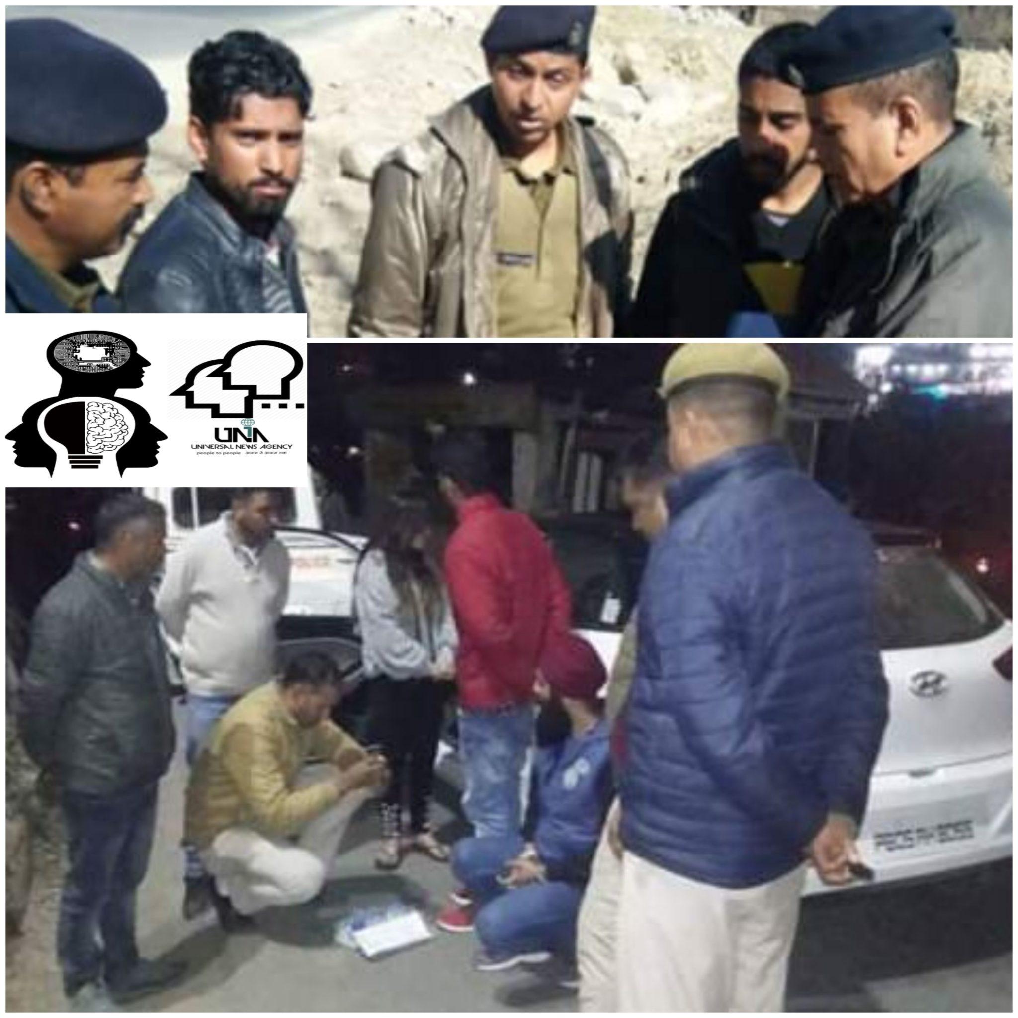 हिमाचल -प्रदेश में बढ़ते नशे लत कारोबारियों में रुकने का नाम नही ले रहा है