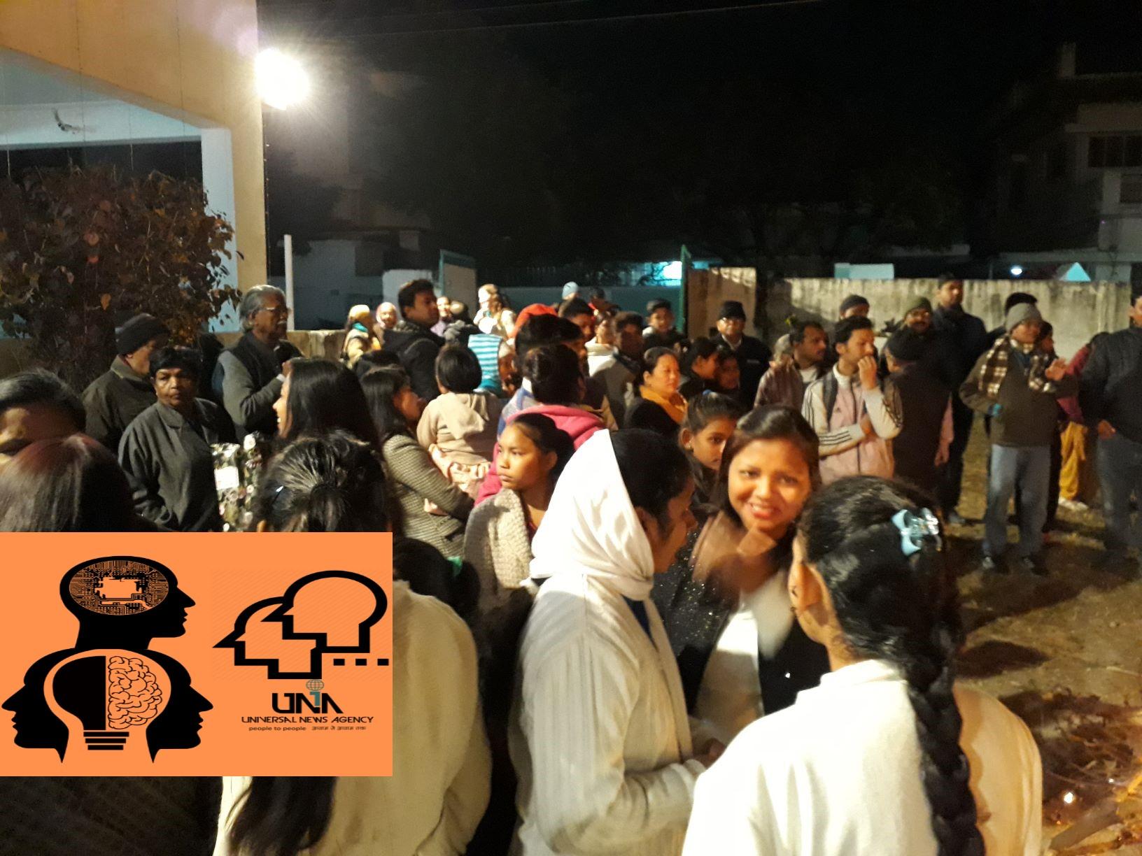 ऊत्तराखण्ड की राज्यधानी देहरादून में कांग्रेस कमेटी के महिलाओ ने नगर निकाय चुनाव को लेकर टिका-टिप्पणी किये