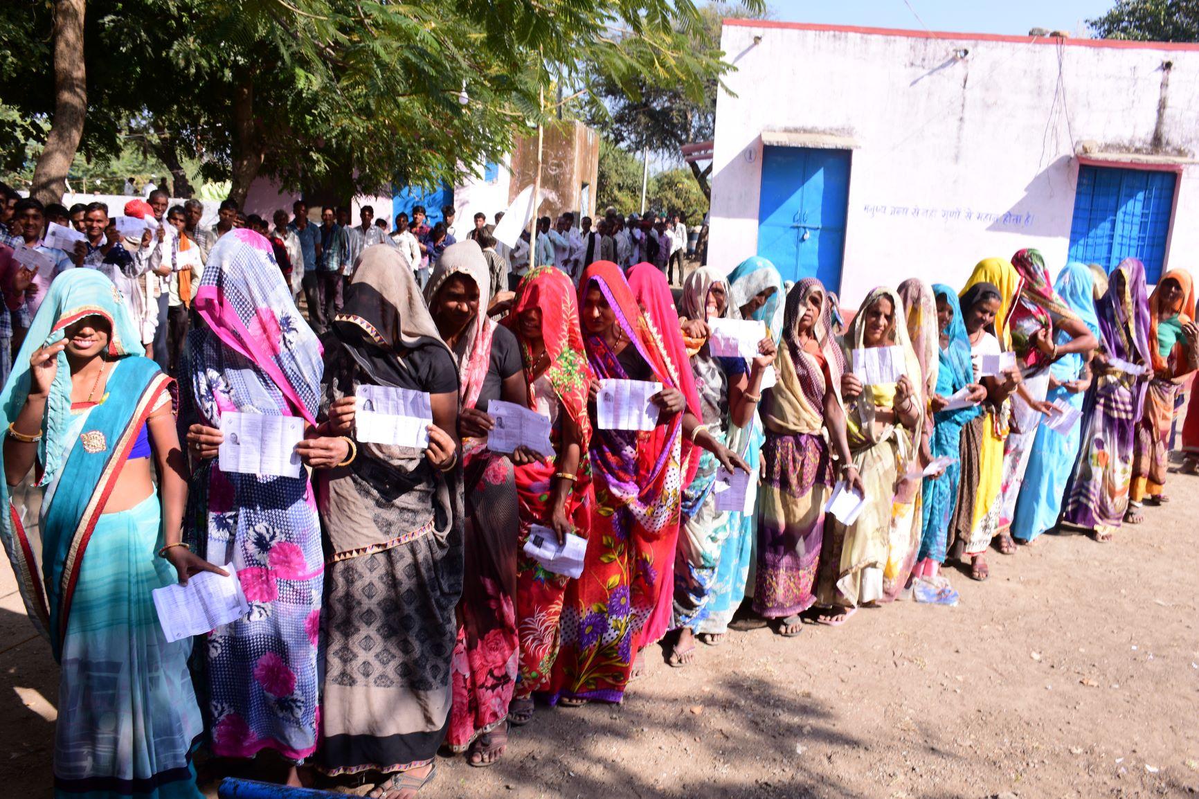 जिले में विधानसभा चुनाव शांतिपूर्ण सम्पन्न