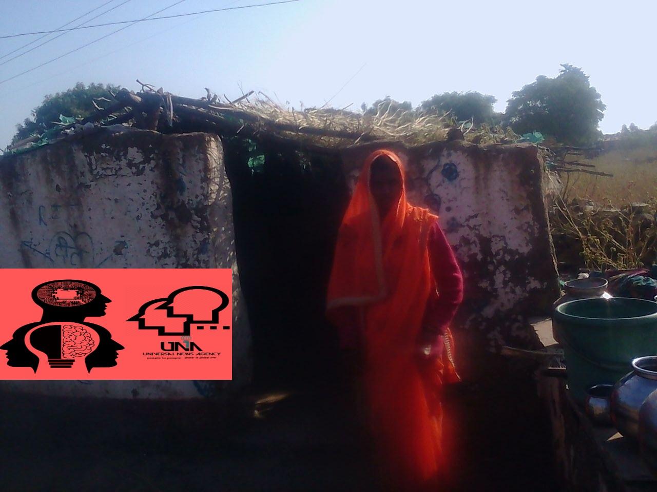 बालापुरा व हिम्मतगढ़ टापरा,गिगची,गी गचा के कई सहरिया परिवार आवास से वंचित
