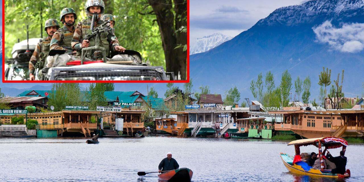 कश्मीर में मुख्यधारा राजनीति के शीर्ष नेताओं को नज़रबंद किया गया !